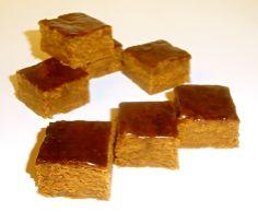 Himmlische Süßigkeiten: Goldsirup-Kichererbsen-Konfekt