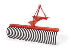 Tarter 5′ Sub-Compact Landscape Rake – ORANGE &#8211… John Deere Attachments, Landscape Rake, Landscaping Equipment, Ranch Farm, Tractor Implements, Urban Farmer, Atv Accessories, Hunting Gear, Small Farm