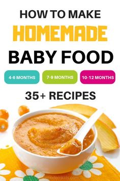 These 15 first level baby puree recipes will seduce your taste buds!These 15 first level baby puree recipes will seduce your taste buds! These simple recipes are made from nutritious Baby Food Recipes Stage 1, Baby Food By Age, Food Baby, 4 Month Baby Food, Baby Recipes, Baby Food Guide, Baby Food Schedule, 4 Month Old Baby, Sweet Potato Baby Food