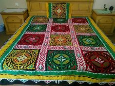 A Beautiful Hand work Ralli, in Sindh