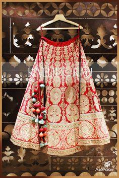 Exclusively for the #Brides to be! #Asopalav #FemaleFashion #BridalFashion