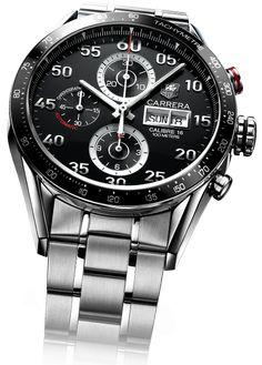 TAG Heuer Carrera watch | TAG Heuer
