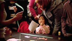 The Orpheum Theater offers programs specifically geared to introduce children to live theatre.