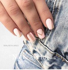Great  Classy Short Nails Art Designs #nailsart Hippie Nails, Hippie Nail Art, Winter Nail Designs, Nail Art Designs, Fabulous Nails, Gorgeous Nails, Pretty Nails, Nails Inspiration, Beauty Nails