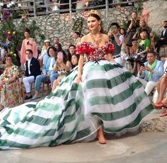 Dolce & Gabbana Alta Costura Fall 2015