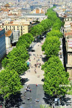 Barcelona, Spain ♥  by eTips Travel Apps http://www.etips.com/