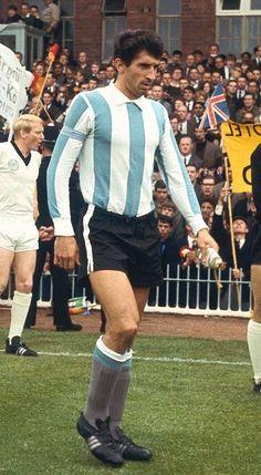 Antonio Rattin en Wembley