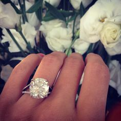 the perfect engagement ring.