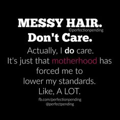 Feeling bad about your own personal mom style or lack thereof? Then this post full of hilarious parenting memes will make you feel better. If you're struggling to keep it together and still look nice while being a busy mom, then this funny blog post will make you laugh. #parentingmemes #ParentingHumor