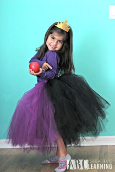 DIY Tutu Tutorial with Step by Step Instructions