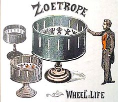 Zoetrope Strips Horses | Zoetrope9.jpg (152234 bytes)