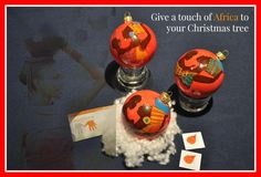 Buy a Christmas bauble for charity in Benin, It is for realizing water wells for clean water for the Benini children: http://www.letsdonation.com/index.php?option=com_jsocialcommerce&view=product&id=536