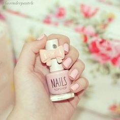 《♡~ @gustlily 》Cute Nail Polish Bottle