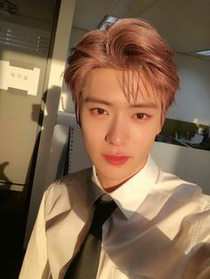 wtf are you doing out of museum jaehyun?