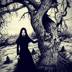 Two varying degrees of witch hysteria in my family. My great Aunt was killed in Connecticut in while my 8 x great uncle led the prosecution at the Salem Witch Trials Wicca, Haunted Tree, Haunted Places, Salem Mass, Witch Drawing, Mysterious Universe, Salem Witch Trials, Arte Obscura, Gallows