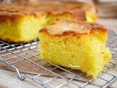 Cornbread, Sweets, Cake, Ethnic Recipes, Brownies, Cakes, Orange Cupcakes, Almond Cupcakes, Apple Cakes