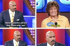 "19 Times ""Family Feud"" Contestants Spoke The Damn Truth."
