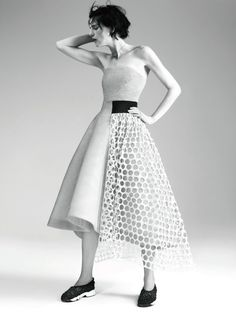 Stella Tennant by Willy Vanderperre for Dior Magazine #6 2