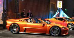 Falcon F7 a mix between Farrari, Lambergini and corvette. I LOVE IT!