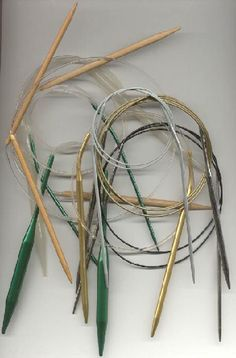 Circular Knitting Needle Tips: Curly Cable Solutions