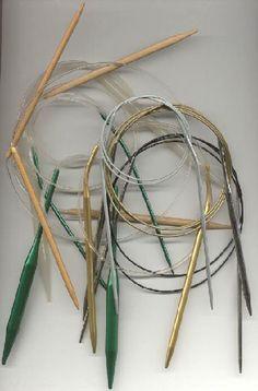 Knitting tip of the week, using circular needles - Phoenix Knitting and Crocheting | Examiner.com (untwisting circular needles)
