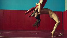 Les athlètes nus de The Body Issue du magazine ESPN sont de retour !  Adeline Gray
