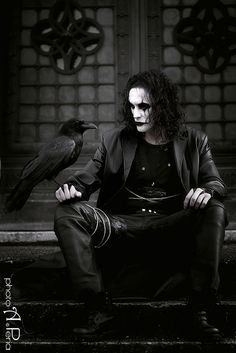 The Crow: Brandon LEE <3
