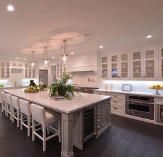 Wow dream kitchen!!!!!