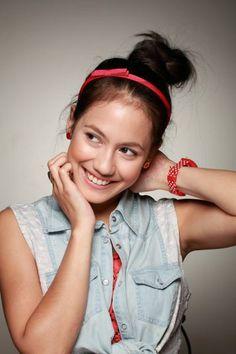 Referensi karakter Gadiza: Pevita Pearce // Foto: fan page Pevita