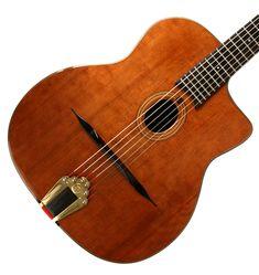 Archtop Guitar, Guitars, Gypsy Jazz, Music School, Music Instruments, Musical Instruments, Guitar