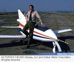 """The Bede BD-5J (more commonly known as the """"Acrostar"""") is a single-seat light and fast acrojet and is one of mere 100s ever manufactured. The brainchild of aircraft designer Jim Bede, the BD-5 (the 5J's predecessor) first took off in 1971 after 10 years of research and development. The 'J' in the aircraft's codename indicates the model is fitted with a Sermel TRS-18-046 turbojet. The jet allows the Acrostar to reach speeds of up to 300 miles per hour - 100mph more than its cousin the BD-5."""