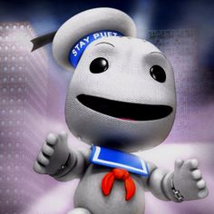 Mr. Stay Puft!!