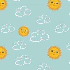 Camelot ~ Happy Jungle ~ Happy Sky Blue