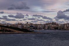 Winter Sunrise in La Valletta, Malta. See It, Malta, Paris Skyline, Sunrise, River, Outdoor, Outdoors, Sunrises, Outdoor Games