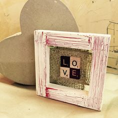 A personal favorite from my Etsy shop https://www.etsy.com/listing/266127834/weathersd-wood-love-note