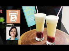 COMO FAZER : O Delicioso Suco de Abacaxi do Restaurante America #tvcatiafonseca - YouTube