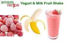 Healthy Banana Vanilla Ice Cream Milkshake Recipe,Ever tried https://goo.gl/8xGrfw Like & Share @ http://www.amazerecipe.com