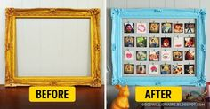 23superb ways touse anold picture frame