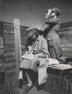 Lottas, Summer 1938.