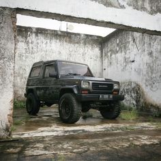 Front Grill, Daihatsu, Transportation Design, Car Photography, Cars And Motorcycles, Offroad, 4x4, Jeep, Monster Trucks