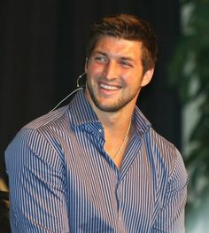 Tebow! He is wonderfully made..