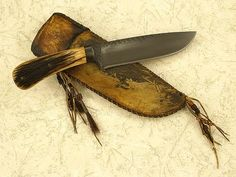 Lost Lake Camp Knife. Winkler Knives