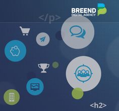 Breend is a preeminent Intelligent Performance Marketing Agency, committed to delivering first rate digital services to clients. #Breend #digitalmarketing