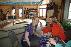 Markey Baptist Indoor Miniature Golf Benefits Youth Group Trip to Georgia
