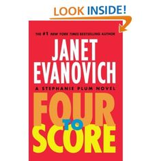 Four to Score: Janet Evanovich
