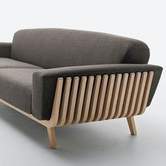 Hamper Sofa Hamper Sofa is a minimalist sofa designed by Arturo Montanelli and Ezio Riva. Solid wood takes centre stage in this product inspired by northern European style. The post Hamper Sofa appeared first on Design Diy. Design Furniture, Furniture Plans, Vintage Furniture, Furniture Decor, Living Room Furniture, Modern Furniture, Furniture Stores, Living Rooms, Furniture Websites