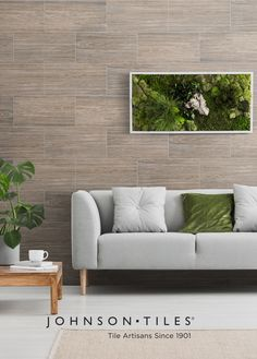 As nature blooms outside, bring nature inside with the Willow range, a soft vibrant wood design in a 292x490mm plank. Available in mist, medallion umber and canvas, see more from our Natura Collection™ on our website. #tile #tiledesign #natura #interiordesign #homedecor #woodlook Tile Design, Wood Design, Outdoor Sofa, Outdoor Furniture, Outdoor Decor, Johnson Tiles, Wood Look Tile, Wall And Floor Tiles, Glazed Ceramic