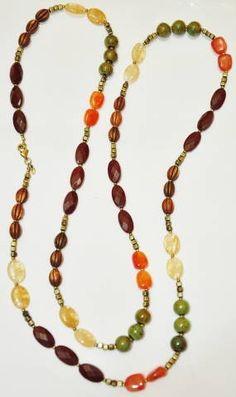 Premier Designs Mango Glass Beads