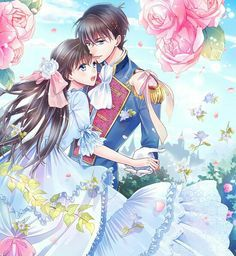 Shinichi and Ran.