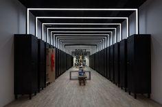 Coordination Asia Transforms Art Gallery into Nike Studio Beijing